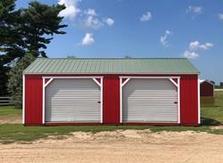 Side Utility Garage
