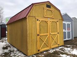 #8 10x16 Lofted Barn