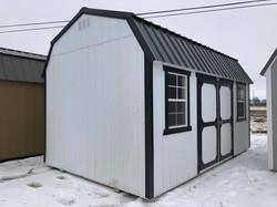 #36 10x16 Side Lofted Barn