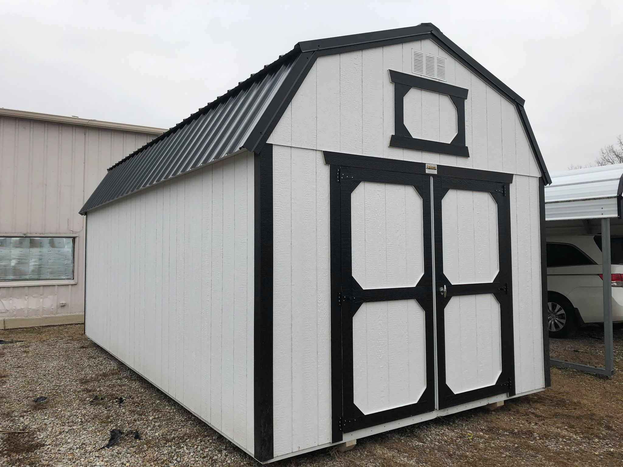 #16 10x20 Lofted Barn