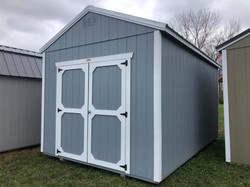 #35 10x16 Utility Shed