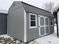 #44 10x16 Side Lofted Barn
