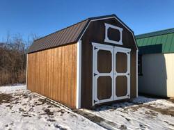 #23 10x16 Lofted Barn