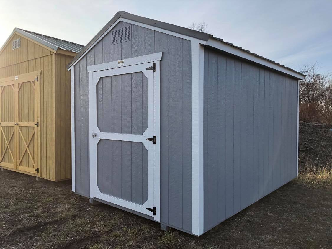 #23 8x12 Utility Shed