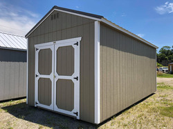 #3 10x20 Utility Shed