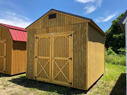 #5 10x12 Utility Shed