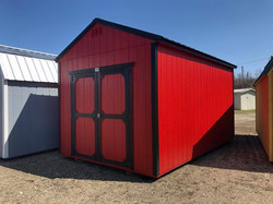 #27 10x16 Utility Shed