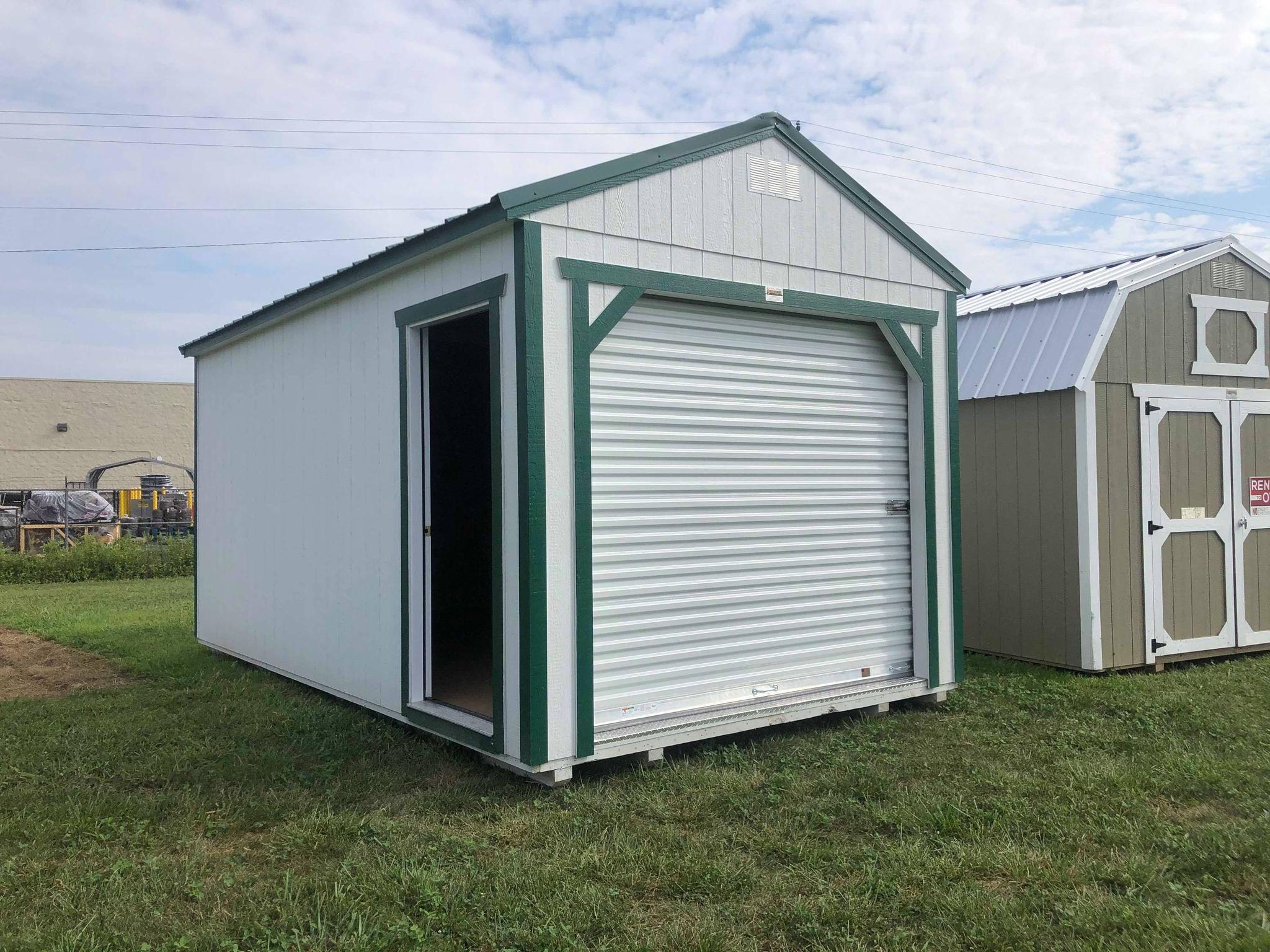#1 10x18 Utility Garage