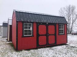 #37 10x16 Side Lofted Barn