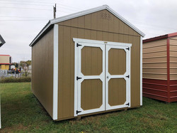 #7 10x16 Utility Shed