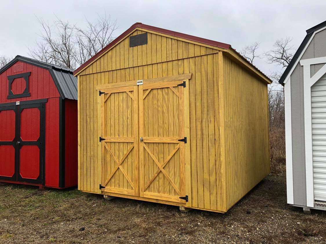 #15 10x12 Utility Shed