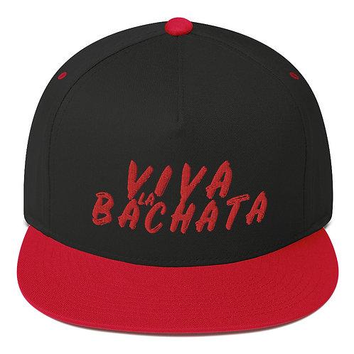 Viva La Bachata Black + Red Hat