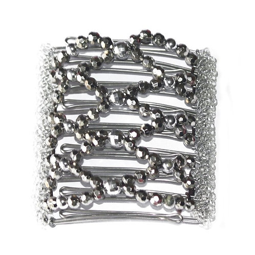 Silver Luster Kudo Klip