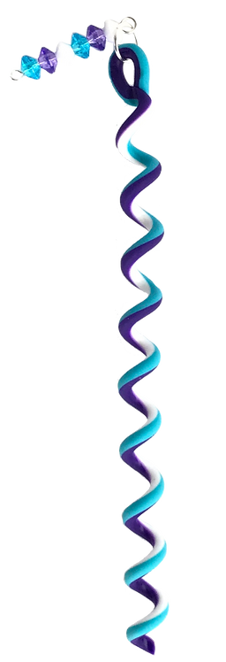 Plum Swirl