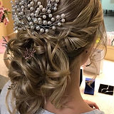 Bridal beauty and hair styling services offered by EverlastingBeauty.