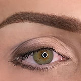 Powder brow technique for eyebrows by Everlasting Beauty.