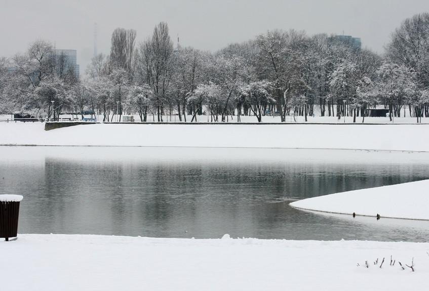 Zima snijeg 2018 (Bundek)