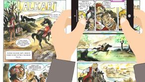 """Alkar"" u stripu - lektira s novom dimenzijom"