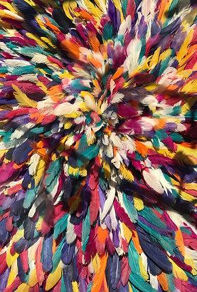 Juju multicolore