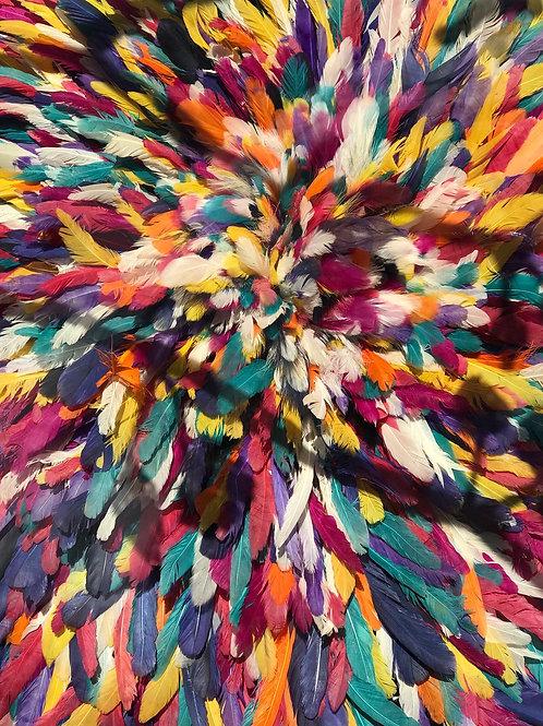 Juju -Multicoloured