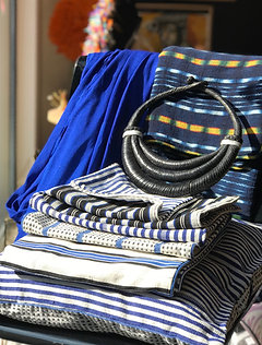 Hand-woven cotton