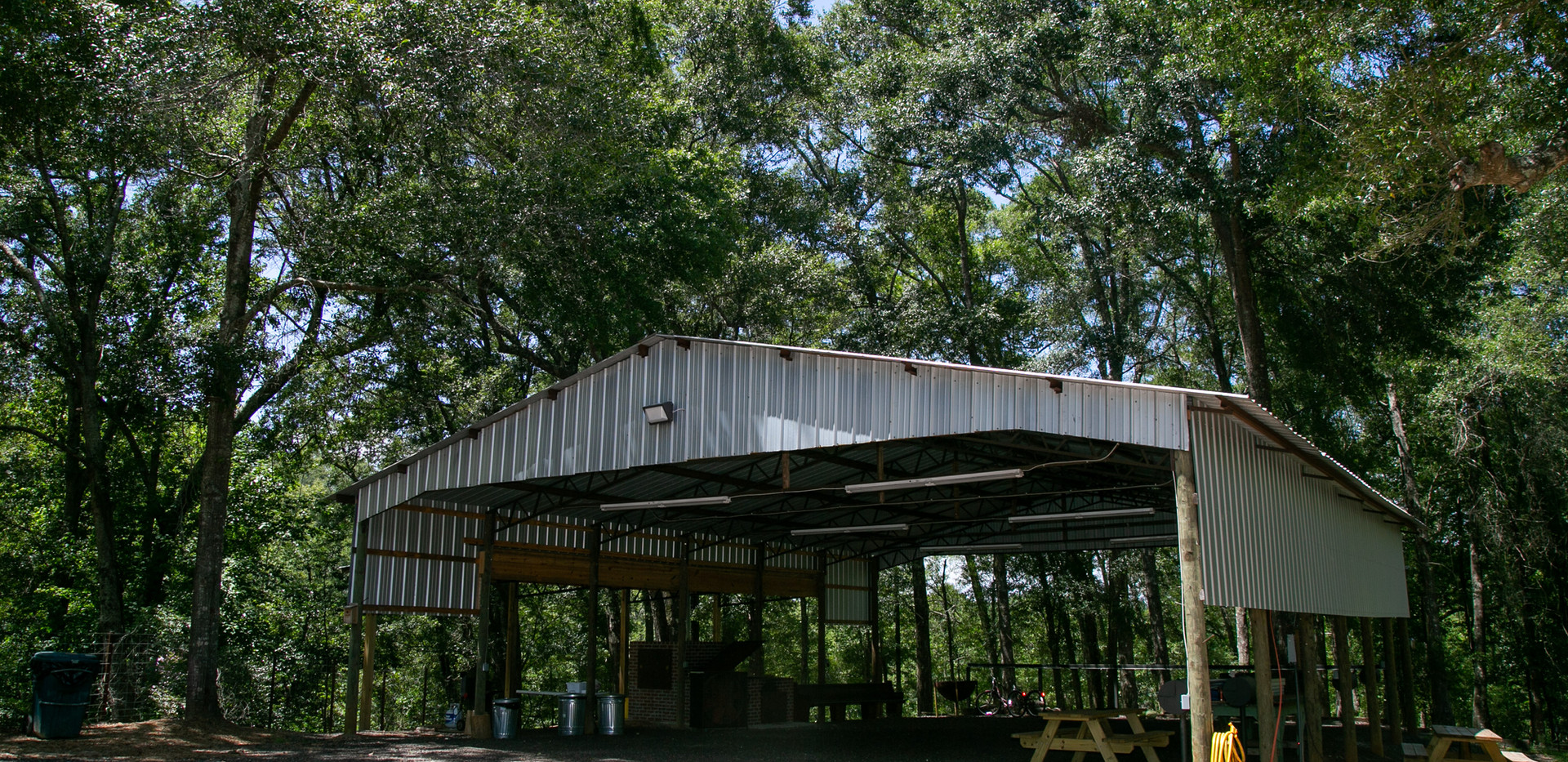 The Oaks Campground Pavilion