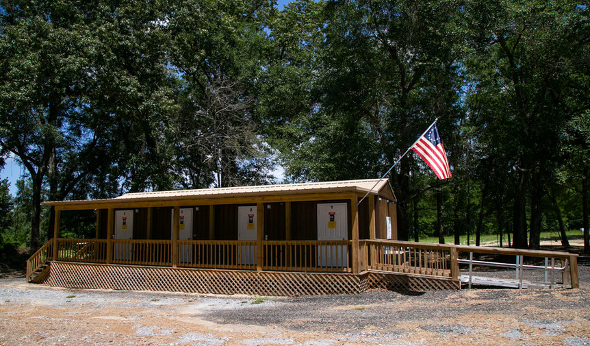 The Oaks Campground Bathhouse