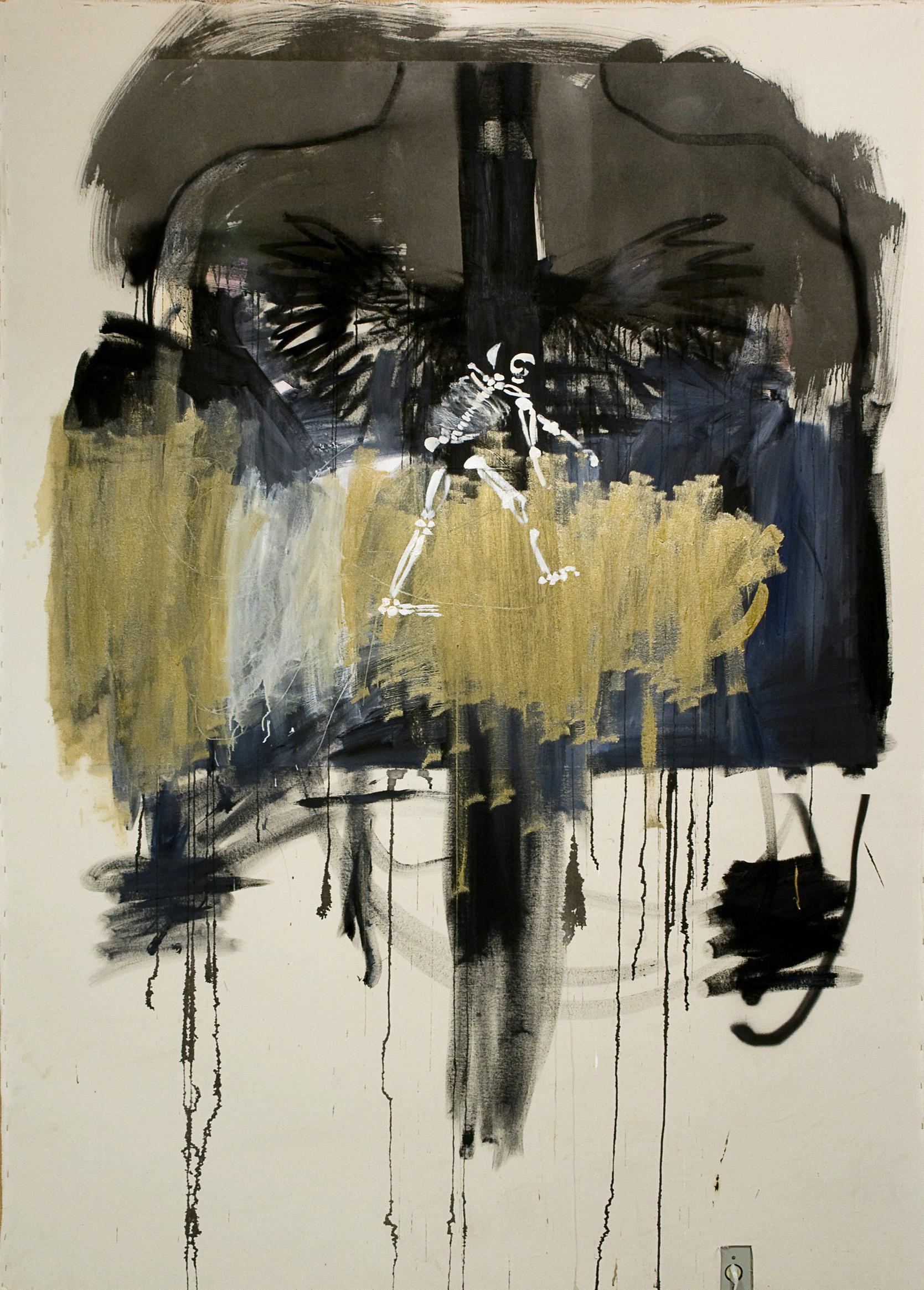 Colorido e figurativo. 2010