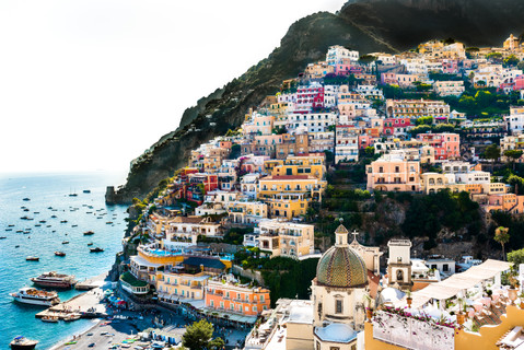 Italie - Positano