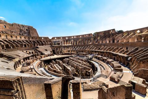 Italie - Colisée de Rome