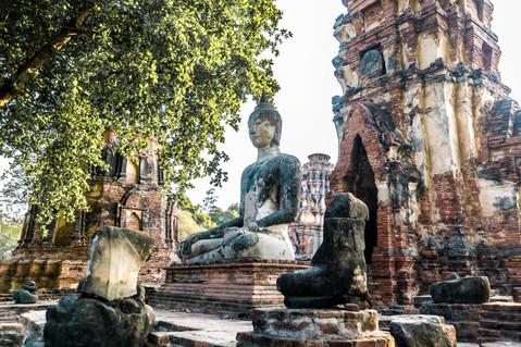 Thaïlande - Ayyuthaya
