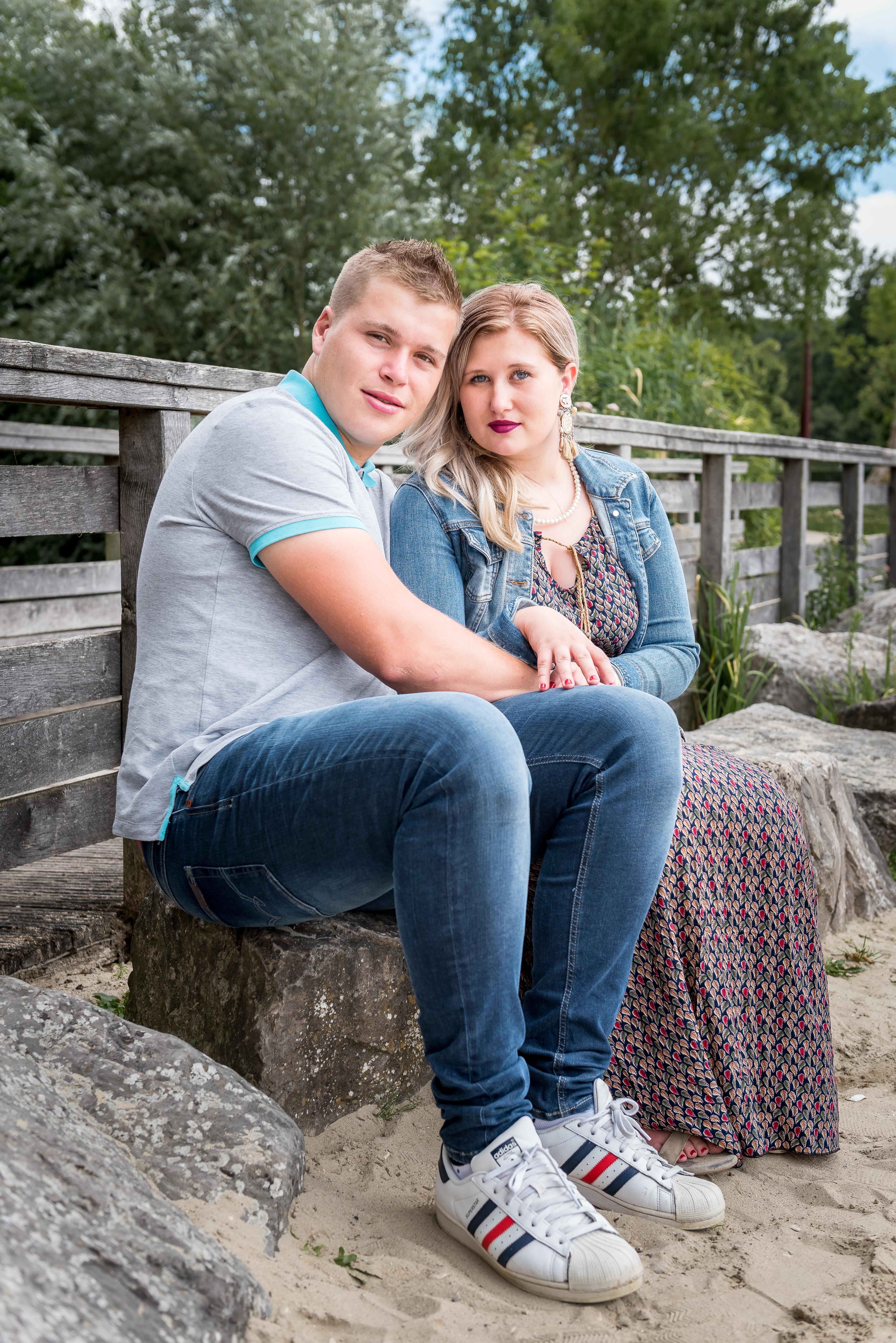 Portraits Couple | Mickael Brametz Photographe | Lens