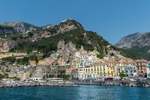 Italie - Amalfi