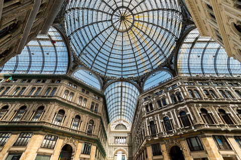 Italie - Galerie de Naples