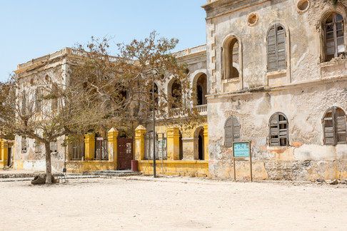 Sénégal - Ile de Gorée
