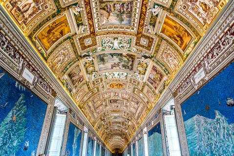 Italie - Musée du Vatican