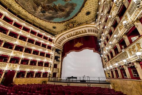 Italie - Théâtre de Naples