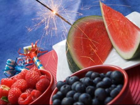 8 Tips For A Healthy Fourth Of July