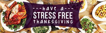 Thanksgiving Stress? Healthy Tips + Recipes Inside