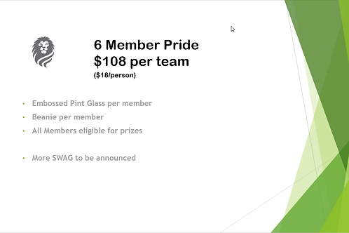 6 Member Pride