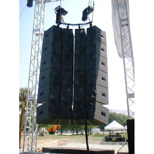 Nexo Alpha system (12 M3+B1 15 + 2 amp rack)