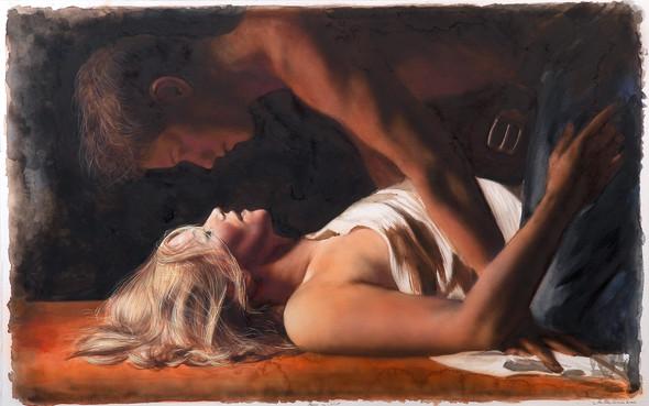Romeo & Juliet   Watercolor