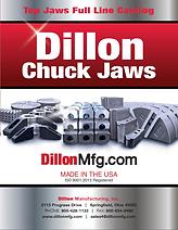 DILLON TOOL CHUCK JAWS