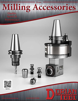Dorian Tool Milling Accessories Promotion