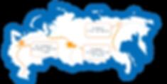 Карта перевозок