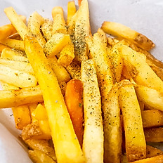 Fries - oregano