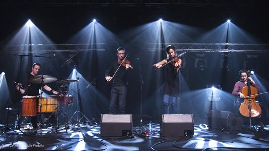 Dour/Le Pottier Quartet - Les Zef et Mer - édition 2018