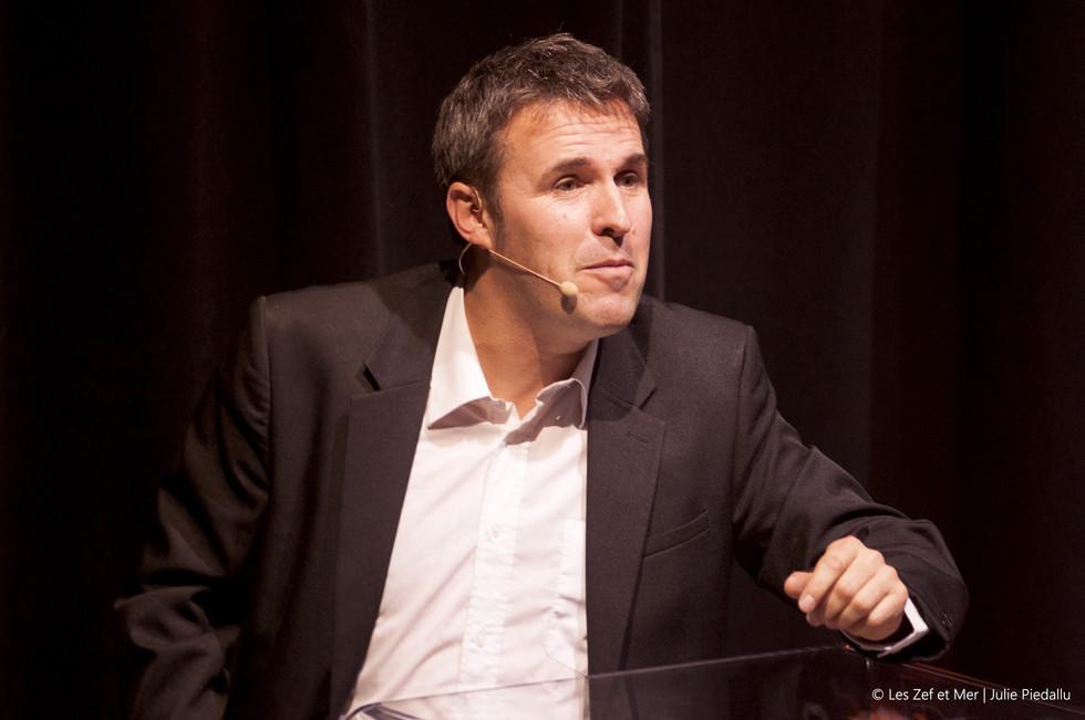 Anthony Serrazin - Les Zef et Mer - édition 2018