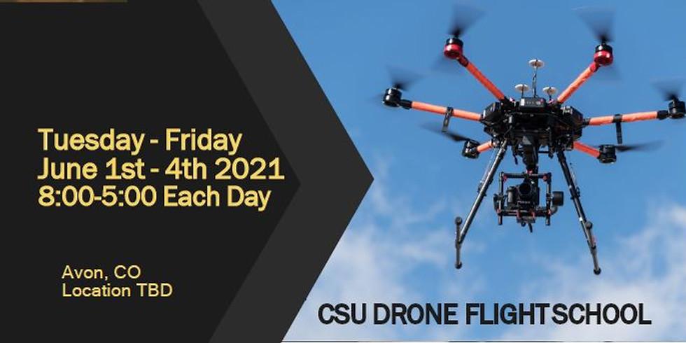CSU Drone Flight School