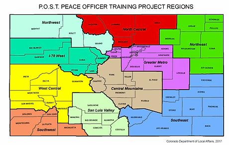 Post-Peace-Officer-Training-Project-Regi